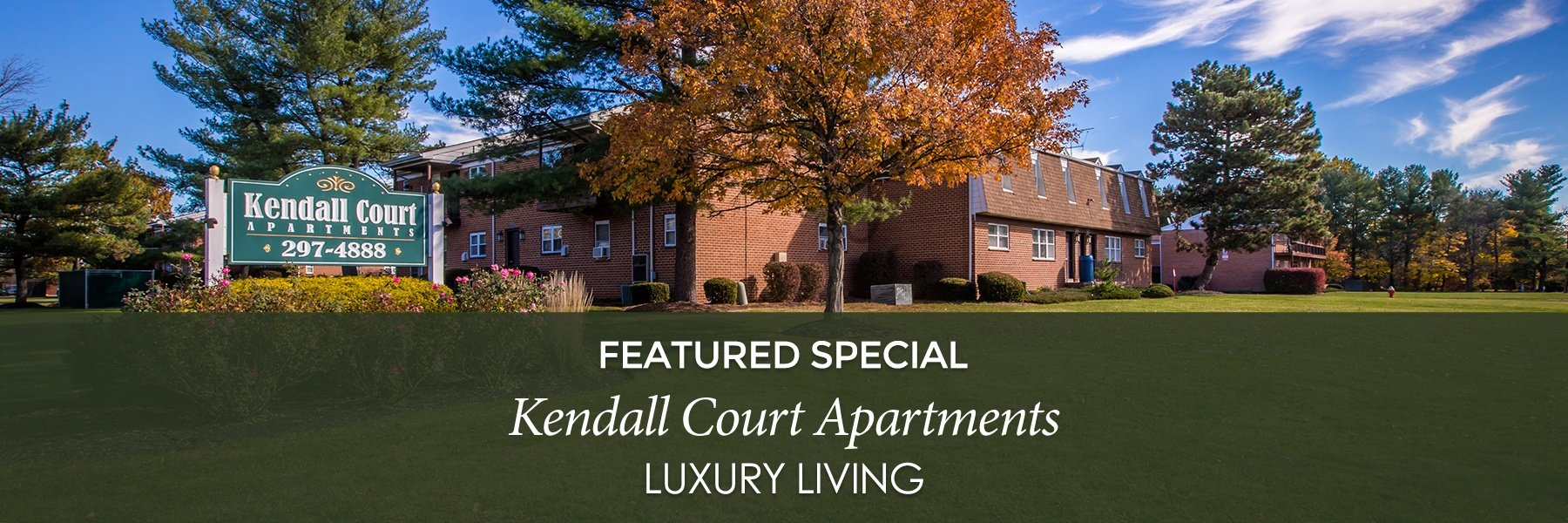 Kendall Court Apartments For Rent in North Brunswick, NJ Specials